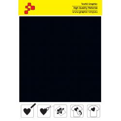 IDSF710A Čierna (Arch) Speed flex nažehľovací fólia / iDigit