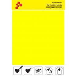 IDP419A Citrónovo žltá (Arch) nažehľovací fólia / iDigit