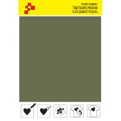 IDP469A Vojenská zelená (Arch) nažehľovací fólia / iDigit