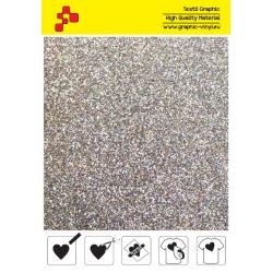 IDP453A Perleťová viacfarebná (Arch) nažehľovací fólia / iDigit