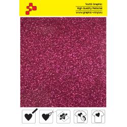 IDP432A Perleťová žhavá ružová (Arch) nažehľovací fólia / iDigit