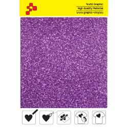 IDP428A Perleťová levanduľová (Arch) nažehľovací fólia / iDigit