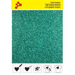 IDP427A Perleťová smaragdová (Arch) nažehľovací fólia / iDigit