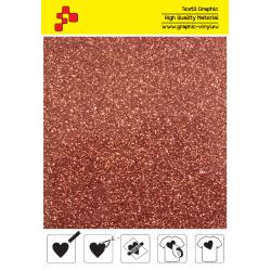 IDP452A Perleťová bronzová (Arch) nažehľovací fólia / iDigit