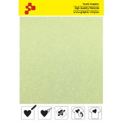 IDP446A Perleťová neónovo žltá (Arch) nažehľovací fólia / iDigit