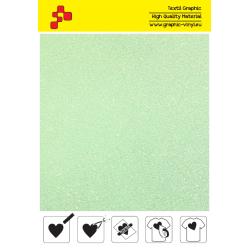 IDP447A Perleťová neónovo zelená (Arch) nažehľovací fólia / iDigit