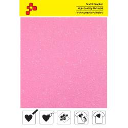 IDP448A Perleťová neónovo ružová (Arch) nažehľovací fólia / iDigit