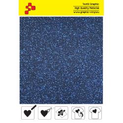 IDP423A Perleťová namořnická modrá (Arch) nažehľovací fólia / iDigit