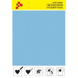 IDSF741A Práškovo modrá (Arch) Speed flex nažehľovací fólia / iDigit
