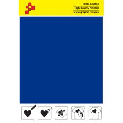IDSF742A Elektrizujúca modrá (Arch) Speed flex nažehľovací fólia / iDigit