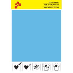 IDSF746A Nebesky modrá (Arch) Speed flex nažehľovací fólia / iDigit