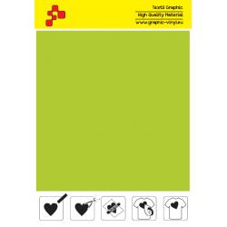 IDSF752A Jablkovo zelená (Arch) Speed flex nažehľovací fólia / iDigit