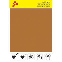 IDSF763A Cappuccino (Arch) Speed flex nažehľovací fólia / iDigit