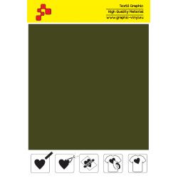 IDSF781A Olivovo zelená (Arch) Speed flex nažehľovací fólia / iDigit