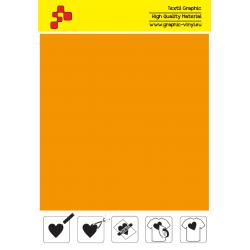 IDSFFLUO30A Neónovo oranžová (Arch) Speed flex nažehľovací fólia / iDigit