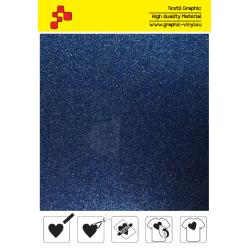 IDG740A Modrá Glitter (Arch) nažehľovací fólia / iDigit