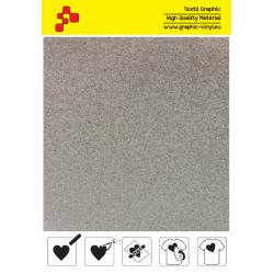 IDP434A Glitterová biela (Arch) nažehľovací fólia / iDigit
