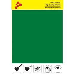 IDT750A Zelená Fatty (Arch) nažehľovací fólia / iDigit