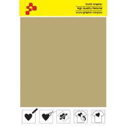 IDT792A Zlatá Fatty (Arch) nažehľovací fólia / iDigit