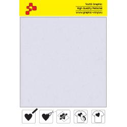 IDVCE01A Biela (Arch) semišová nažehlovací fólie / iDigit