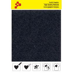 IDVCE18A Antracit semišová nažehlovací fólie / iDigit