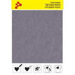 IDVCE19A Svetlo šedá (Arch) semišová nažehlovací fólie / iDigit