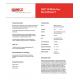 WGGP/500 Biela lesklá tlačová fólia / Kemica