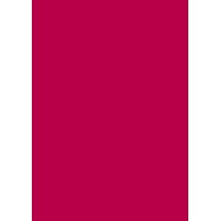Laser Flex Červená 10 nažehľovací fólia / SEF Textile