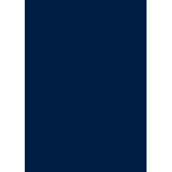 Laser Flex Námornícka modrá 22 nažehľovací fólia / SEF Textile