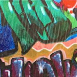 Fantasy Flex Graff 01 nažehľovací fólia / SEF Textile