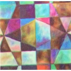Fantasy Flex Kaleidoscope 03 nažehľovací fólia / SEF Textile