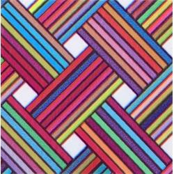 Fantasy Flex Maze 06 nažehľovací fólia / SEF Textile