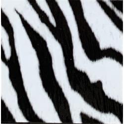 Fantasy Flex Zebra 10 nažehľovací fólia / SEF Textile