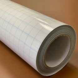 AT170 Aplikačná PVC prenosná fólia s podkladovým papierom / Poli-Tape