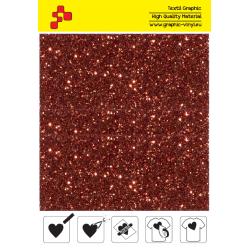 IDD734A Perleťová oranžová (Arch) nažehľovací fólia / iDigit