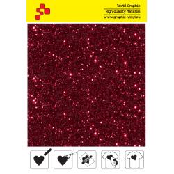 IDD730A Perleťová červená (Arch) nažehľovací fólia / iDigit