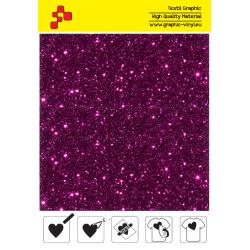 IDD735A Perleťová korálovo červená (Arch) nažehľovací fólia / iDigit