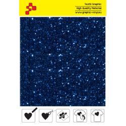 IDD748A Perleťová námornícka modrá (Arch) nažehľovací fólia / iDigit