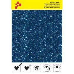IDD740A Perleťová kráľovská modrá (Arch) nažehľovací fólia / iDigit