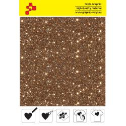 IDD792A Perleťová zlatá (Arch) nažehľovací fólia / iDigit