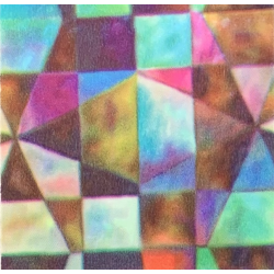 Fantasy Flex Kaleidoscope 03 (Arch) nažehľovací fólia / iDigit