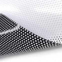 OWV675010/610 Perforovaná tisková biela lesklá 180 µm
